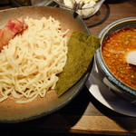 東京豚骨拉麺 ばんから - 角煮つけ麺
