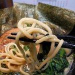 66262255 - ツルツルシコシコ麺
