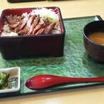 UENO - 料理写真:蓋オープン!