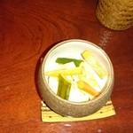 バー・シャモニー - 野菜のピクルス