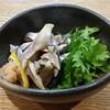 屋台さんかく屋 - 料理写真:コノシロ
