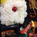 古賀天ぷら屋 - 料理写真:お弁当 ¥530(●´ω`●)