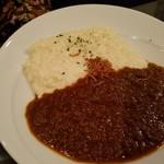 BAR食堂CORAZON - リゾットカレー