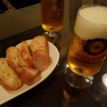 BAR食堂CORAZON - ビール