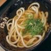 はなまるうどん - 料理写真:かけ・小(130円)2017年4月