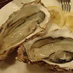 ラ・タベルナ - 生牡蠣