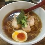 66269411 - しょうゆ新味(武豊たまりらぁ麺)790円