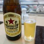 ふじ本 - ビール