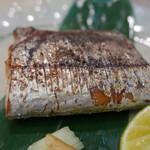 66272618 - 太刀魚焼き