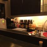 Tawawa Kitchen - 夜にはワクワクしそうな雰囲気ですね