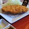 旨い焼肉 牛庵 - 料理写真:イベリコ黒豚とんかつ定食