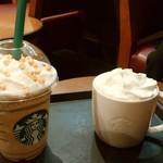 スターバックス・コーヒー - クラシックティー  クリーム  フラペチーノ&ココア