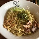 麺屋 翔 - 油そば特盛600円