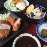 宮幸 - 料理写真:日替わりランチ850円