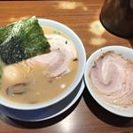 つばめ軒 - チャーシューメン  味玉トッピング