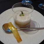ラ・ロシェル - シルクスイートのスープ