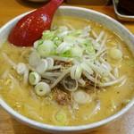 大正麺業 - 味噌ラーメン(小) 600円