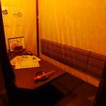 赤羽籠太 - 内観写真:【1F:テーブル席】個室テーブルを多数ご用意!!