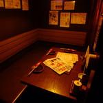 赤羽籠太 - 内観写真:【1F:個室】2~6人までの完全個室完備!