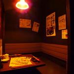 赤羽籠太 - 内観写真: