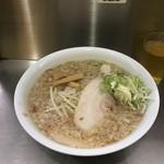 ホープ軒 - ラーメン750円()'170429