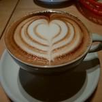 スロー ジェット コーヒー - カプチーノ