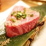 焼肉 433 - ランプの塊肉