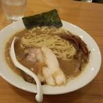 すずめ食堂 - 料理写真:濃口中華そば(800円)