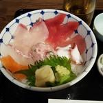 築地魚河岸 海鮮 - 海鮮丼