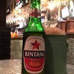 アガリコ - ビンタンビール