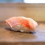 菊鮨 - 金目鯛(銚子)