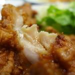 <民宿>しをみ食堂 - 肉汁溢れる!