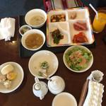 広東名菜 龍宮 - 朝食バイキング1