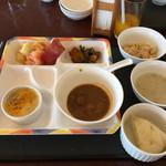 広東名菜 龍宮 - 朝食バイキング2