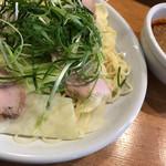 広島つけ麺かず -