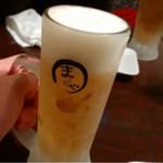 まことや - 生ビール