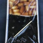 66286327 - 【2017年03月】胡麻と醤油。