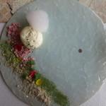嵐山MITATE - 儚く咲き誇る山桜 舞い散る桜吹雪