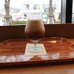 グリーンベリーズコーヒー - ドリンク写真:ニトロコーヒー
