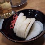 四文屋 - 大根酢