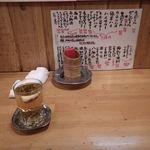 四文屋 - キンミヤ梅割