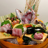 紀州うまいもん家 傳八 - 料理写真:名物 海鮮傳八盛り 1,980円(2~3人前)