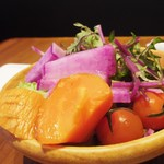 Kirinshithipurasu - サラダ