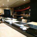 しら川 - 店・店内の一例 2016年1月