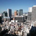 しら川 - 【料理無関係】【景色】昼の大阪・梅田 北新地 (2015年11月)