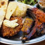 ヌーラーニ - ラムボディカバブ・チキンシシカバブ・インドの惣菜