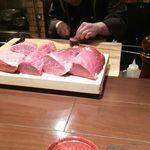 66289664 - 肉・調理中 2016年1月