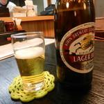 角三 - ビール