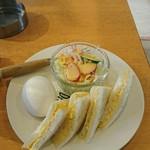 CAFE 101 - 玉子サンド