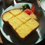 カフェ ムルソー - ハニートースト